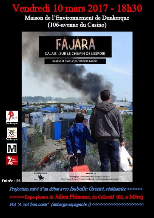 Fajara affiche