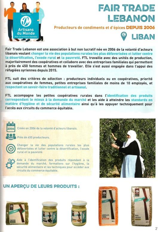 Fair Trade Lebanon
