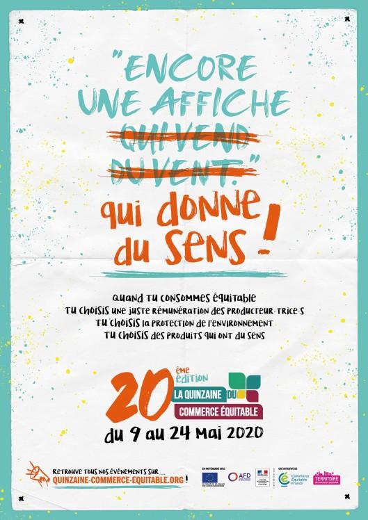 Affiche 15aine CE 2020